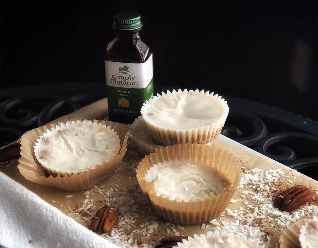 Lemon Vanilla Cream Tarts - Dr. Mindy Pelz | Reset your Health | Nutrition Health Coach