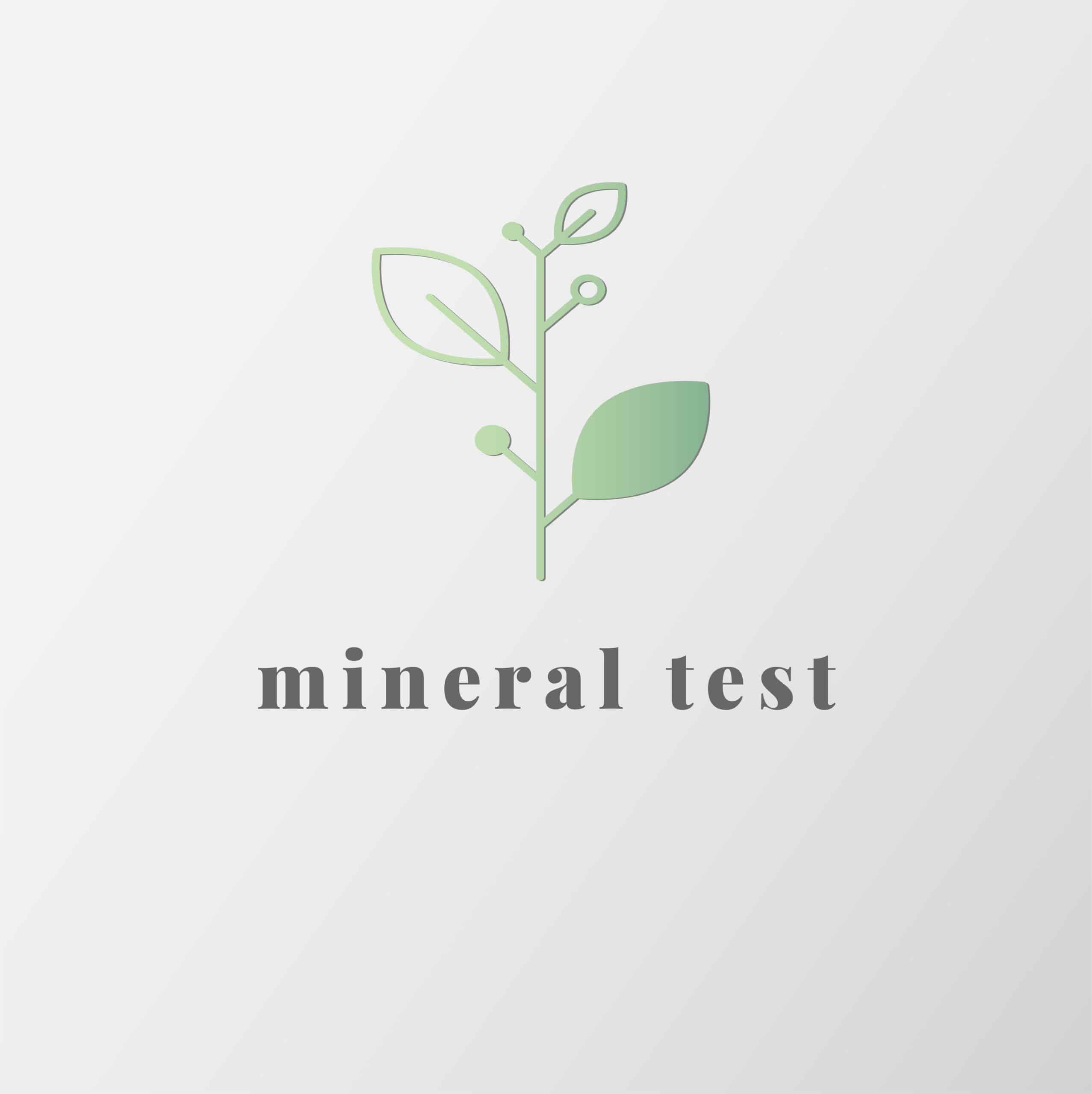 Mineral Test