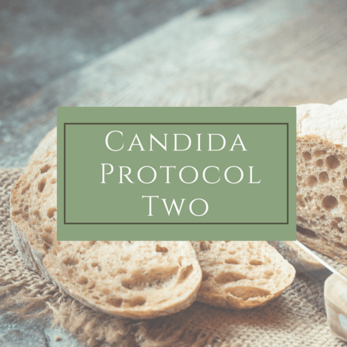 Candida Protocol #2