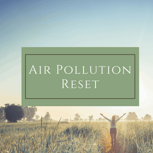 Air Pollution Reset - Dr. Mindy Pelz | Reset your Health | Nutrition Health Coach