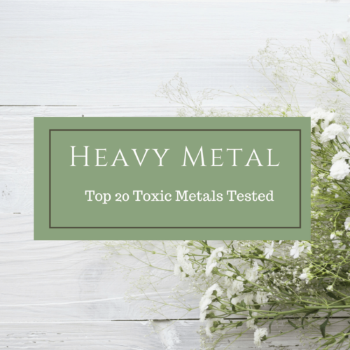 Heavy Metal Test - Dr. Mindy Pelz | Reset your Health | Nutrition Health Coach