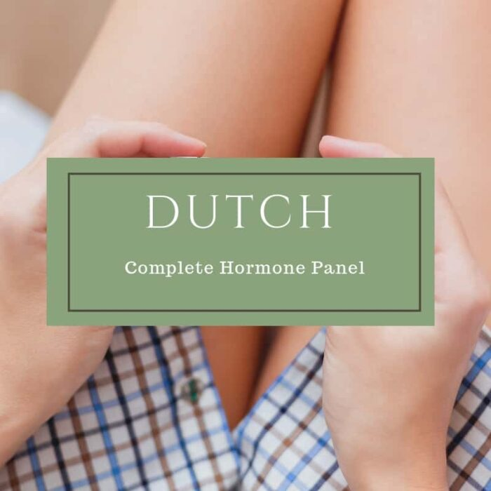 Dutch Complete Hormone Panel - Dr. Mindy Pelz | Reset your Health | Nutrition Health Coach