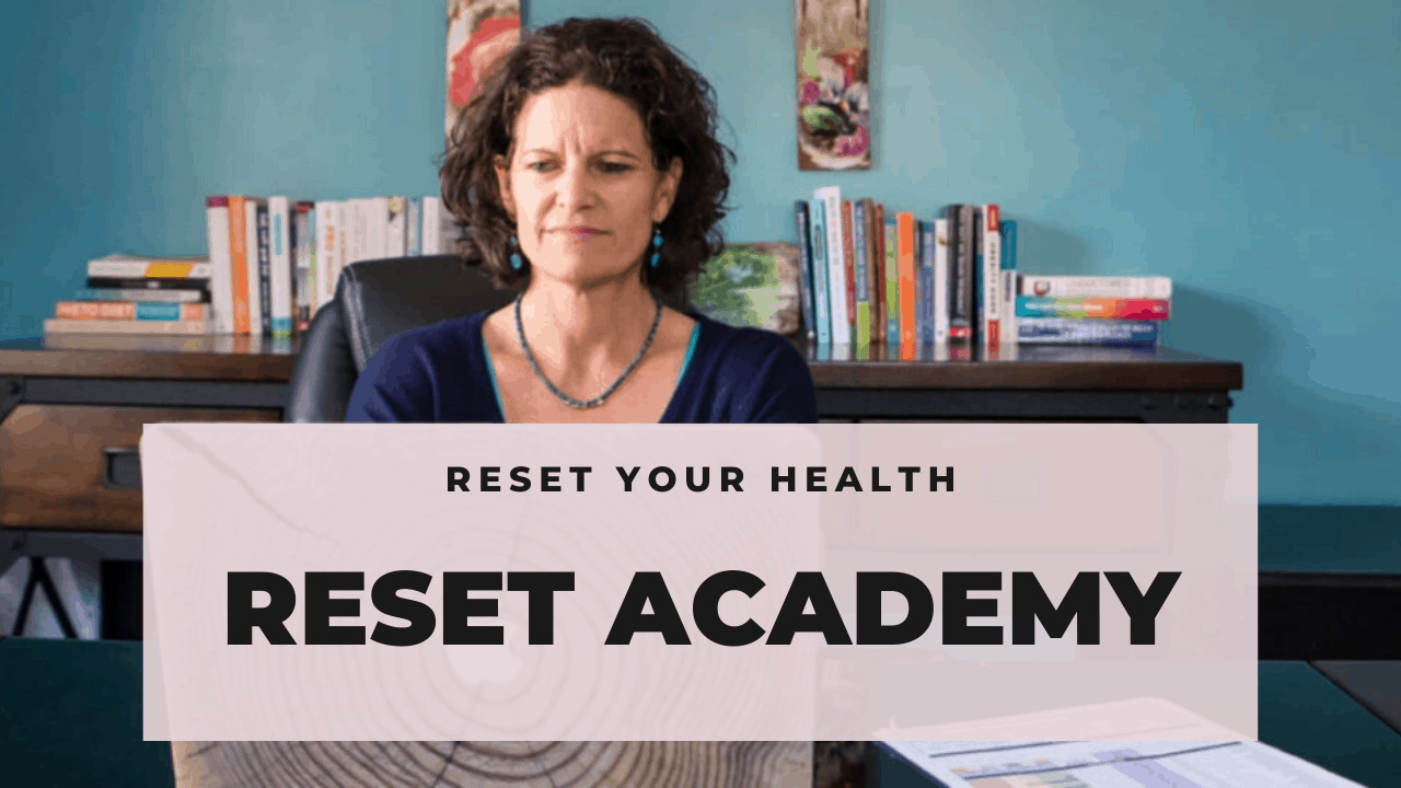 Join the Reset Academy