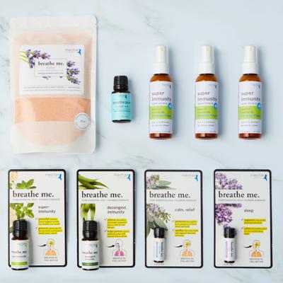 Nectar Essence essential oils