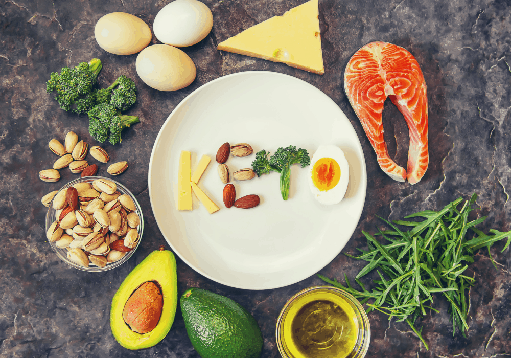 ketosis all the time