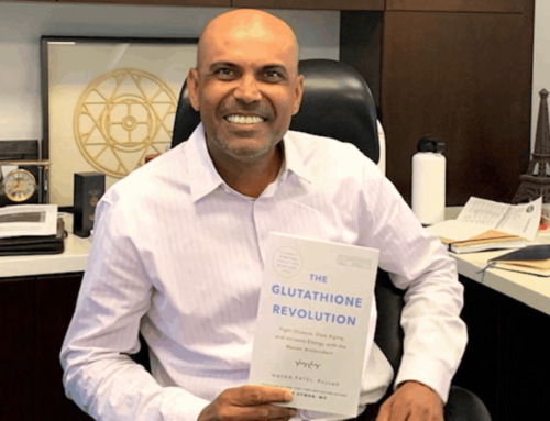 The Glutathione Revolution – With Dr. Nayan Patel