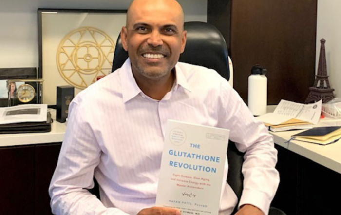 The Glutathione Revolution - With Dr. Nayan Patel