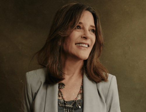 Thought Leader Series: Marianne Williamson