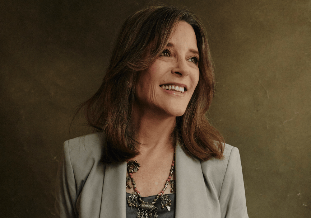 Thought Leader Series: Marianne Williamson Healthcare