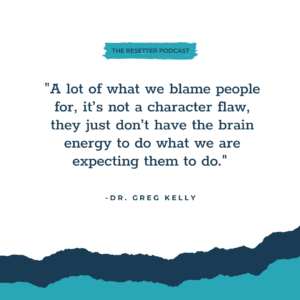 How to Strengthen the Brain to Handle Stress – With Dr. Greg Kelly