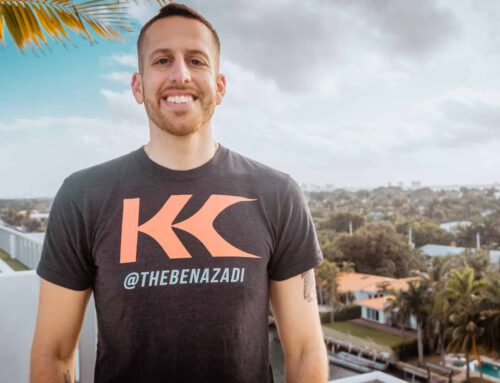Falling In Love With The Ketogenic Energy System – With Ben Azadi