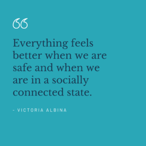 Training Your Nervous System To Release Anxiety – With Victoria Albina
