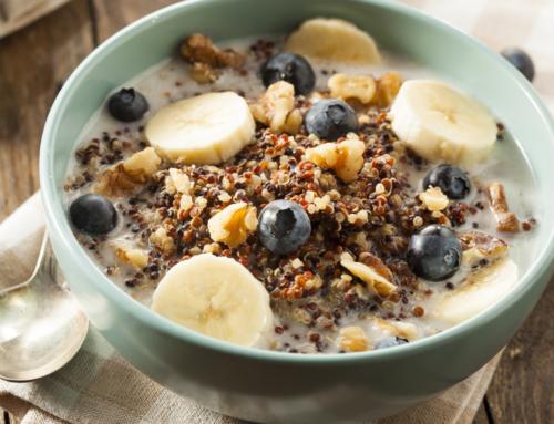 """RESET """"Quinoa Breakfast Cereal"""""""