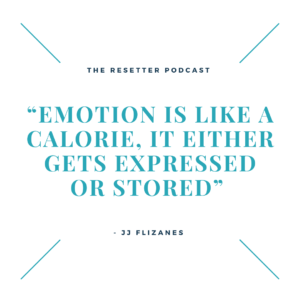 Moving From A Negative To A Positive You – With JJ Flizanes